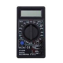Цифровой мультиметр, тестер DT-830B, фото 3