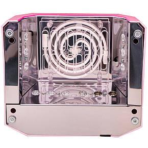 Гибридная ультрафиолетовая CCFL+LED лампа 36W UKC Pink, фото 2