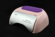 Гибридная CCFL+LED лампа UKC 48W Pink, фото 3