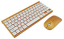 Беспроводный комплект (клавиатура и мышка) ZYG 902, фото 2