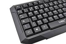 Беспроводная русская клавиатура и мышь UKC 2.4G K-118 (HK-118), фото 3