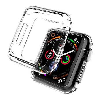 Чехол Apple Watch 42mm – Full Case Силиконовый