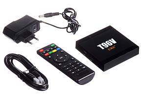 Медиаплеер приставка Android TV Box SMART TV T96V 2gb\16gb S905W, фото 2