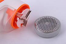 Машинка для стрижки катишків (катишек) Gemei GM-230 від мережі 220v, фото 3
