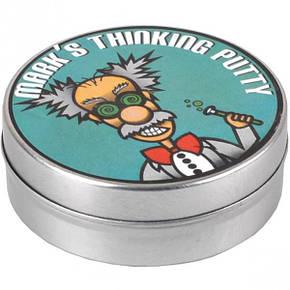 Пластилин магнитный «Mark's Thinking Putty» Black, фото 2
