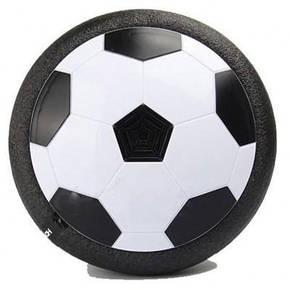 Футбольный мяч для дома с подсветкой Hoverball Black, фото 2