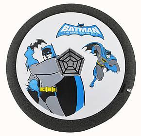 Футбольный мяч футболайзер для дома с подсветкой и музыкой Hoverball Batman, фото 2