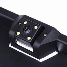 Камера заднего вида в рамке номерного знака A58 с подсветкой, фото 3