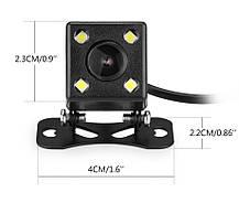 Камера заднего вида для автомобиля SmartTech A101 LED, фото 3