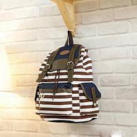 Сумка рюкзак школьный портфель Морской Женский модный