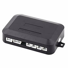 Парктроник автомобильный PAssistant на 4 датчика + LCD монитор Silver, фото 2