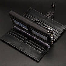 Мужское портмоне Baellerry S1393 черный, фото 3
