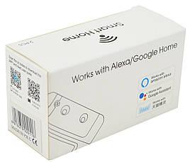 Беспроводной WiFi включатель/выключатель Smart Home SS-8839-02 220V 10A/2200W (2 шт), фото 3