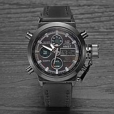 Мужские часы AMST AM3003 черный, фото 2