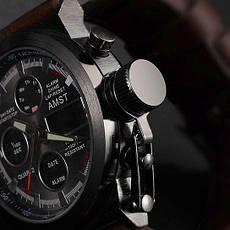 Мужские часы AMST AM3003 черный, фото 3