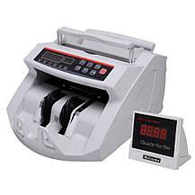 Машинка для счета денег Bill Counter 2089/7089 c детектором UV и выносным дисплеем, фото 2
