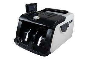 Машинка для счета денег Bill Counter GR-6200 c детектором UV, фото 2