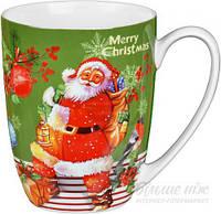 Чашка Новогодняя коллекция 370 мл 985-003 Lefard