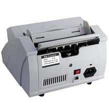 Машинка для счета денег Bill Counter 2108 c детектором UV, фото 2