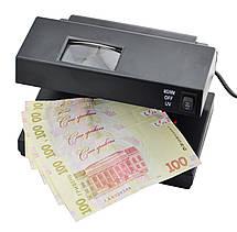 Ультрафіолетовий детектор валют UKC AD-2138, фото 2