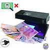 Ультрафіолетовий детектор валют UKC AD-2138, фото 4