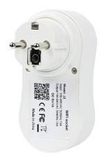 Розумна розетка c Wi-fi управлінням Socket J2, фото 3