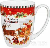 Чашка Новогодняя коллекция 370 мл 985-002 Lefard