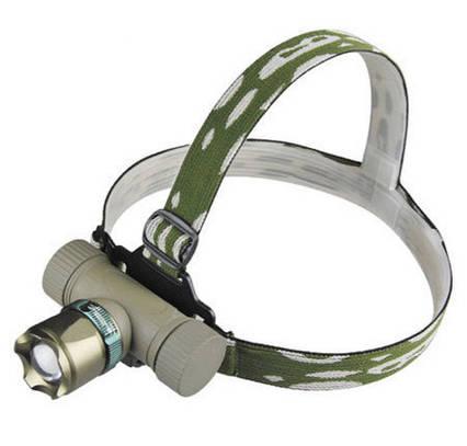 Налобный фонарик Police BL- 6866, фото 2