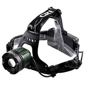 Налобный фонарик BL POLICE 2188 50000W T6, фото 2
