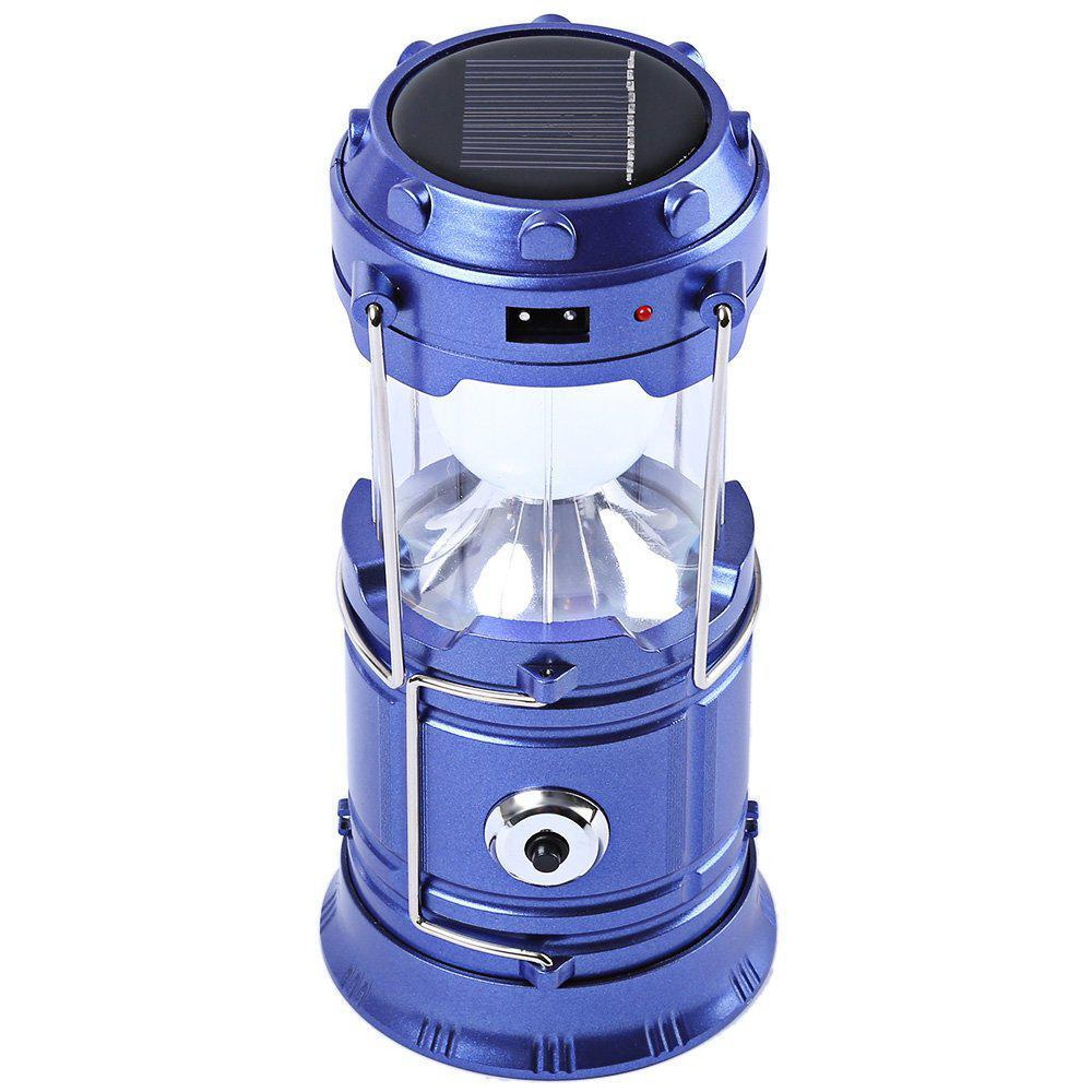 Кемпинговая LED лампа CL-5800T c power bank