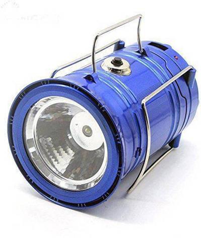 Кемпинговая LED лампа CL-5800T c power bank, фото 2