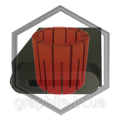 Фильера графитовая INDUTHERM CC400/420 полоса 30х5