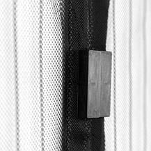 Москитная штора на магнитах для дверей Magic Mesh, фото 2