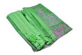 Москітна сітка на магнітах на двері Magic Mesh зелений з малюнком, фото 2
