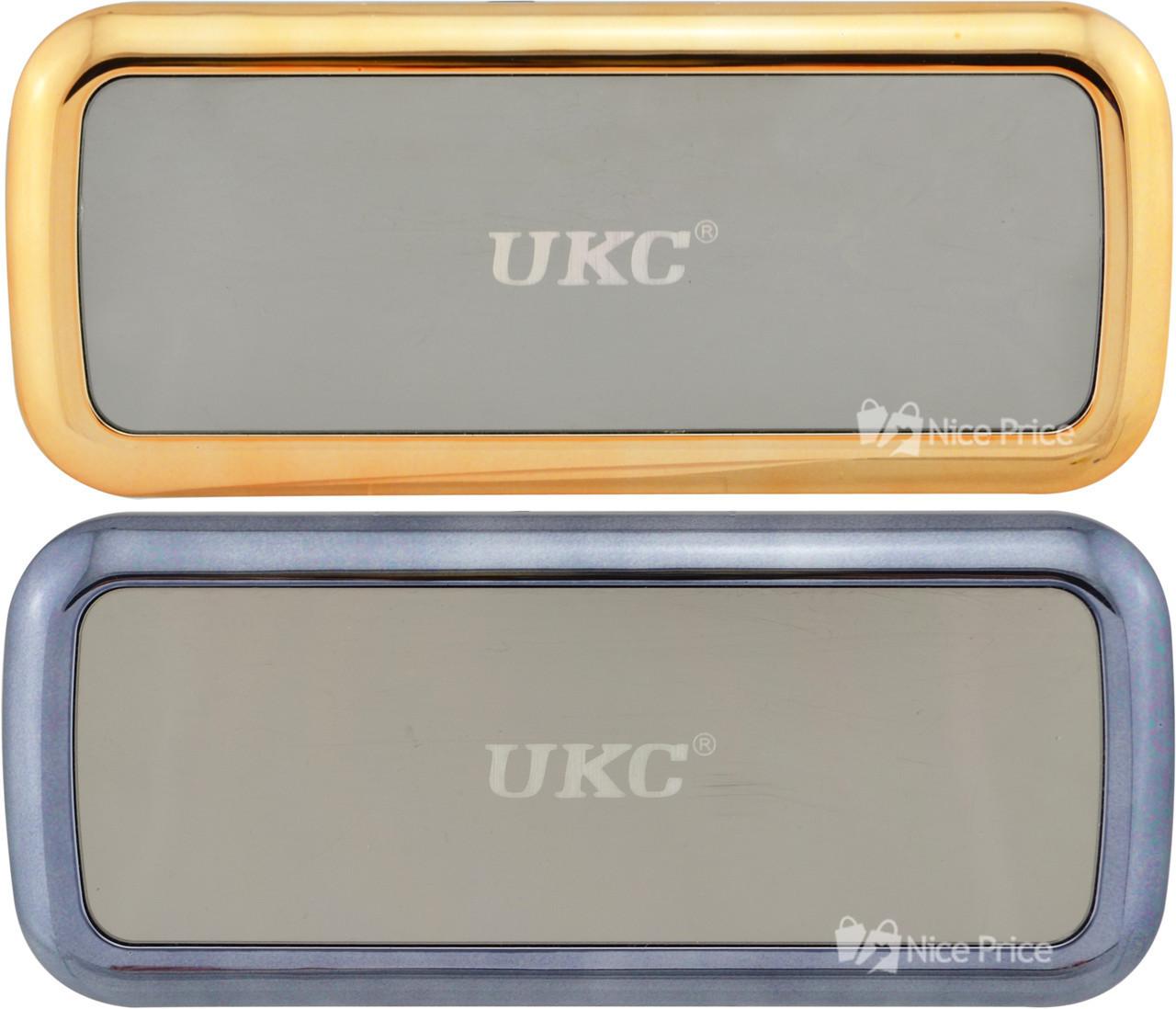Зовнішній акумулятор Power bank UKC 55000 mAh дзеркальний