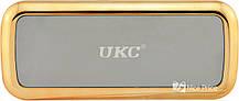 Зовнішній акумулятор Power bank UKC 55000 mAh дзеркальний, фото 2