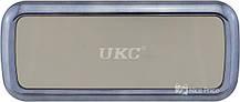 Зовнішній акумулятор Power bank UKC 55000 mAh дзеркальний, фото 3