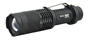 Тактический ручной фонарик POLICE BL 1812 T6