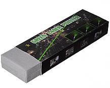 Зеленая лазерная указка (лазер) Laser Green Pointer (5 насадок), фото 2