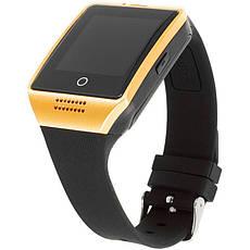 Розумні годинник UWatch Q18 Gold, фото 3