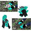 Garden Genie Gloves садовые перчатки с когтями, фото 5