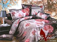 ✅ Полуторный комплект постельного белья (Ранфорс) TAG R2098