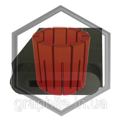 Фильера графитовая INDUTHERM CC400/420 полоса 40х5