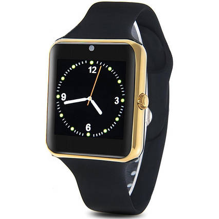 Смарт-часы UWatch Q7s золотой, фото 2