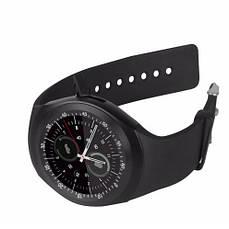 Смарт-годинник UWatch Y1 Black, фото 2