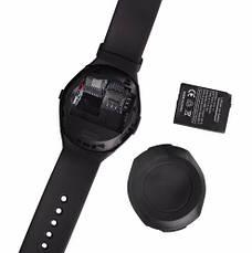 Смарт-годинник UWatch Y1 Black, фото 3
