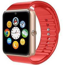 Умные часы телефон Smart Watch GT08 Red, фото 2