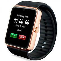 Умные часы телефон Smart Watch GT08 Gold, фото 2