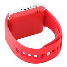 Смарт-годинник Smart Watch A1 Red, фото 3