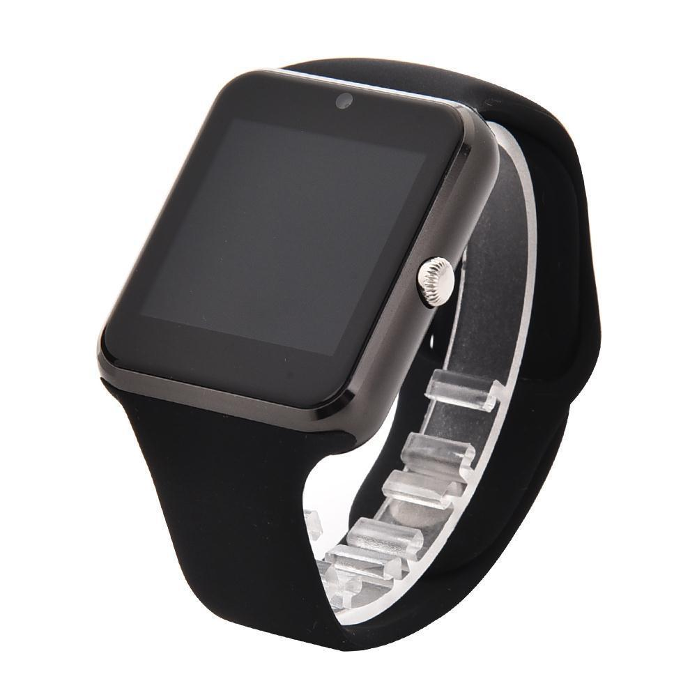 Смарт-годинник UWatch Q7s чорний